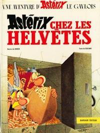 Cover Thumbnail for Astérix (Dargaud, 1961 series) #16 - Astérix chez les Helvètes