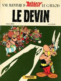 Cover Thumbnail for Astérix (Dargaud, 1961 series) #19 - Le devin