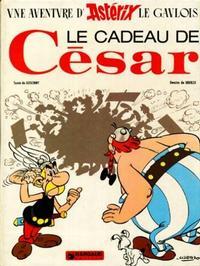 Cover Thumbnail for Astérix (Dargaud éditions, 1961 series) #21 - Le cadeau de César