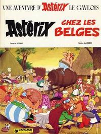 Cover Thumbnail for Astérix (Dargaud, 1961 series) #24 - Astérix chez les Belges