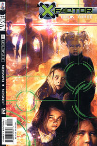 Cover Thumbnail for X-Factor (Marvel, 2002 series) #3