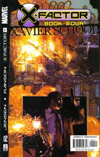 Cover Thumbnail for X-Factor (Marvel, 2002 series) #4