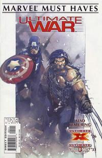 Cover Thumbnail for Marvel Must Haves (Marvel, 2001 series) #5