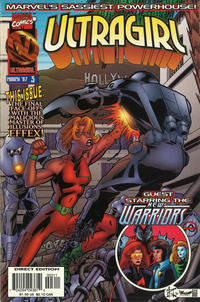 Cover Thumbnail for Ultragirl (Marvel, 1996 series) #3