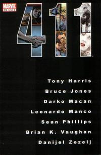 Cover Thumbnail for 411 (Marvel, 2003 series) #2