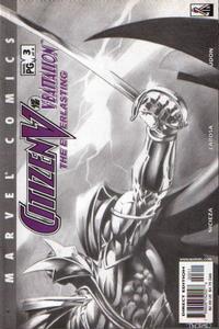 Cover Thumbnail for Citizen V and the V-Battalion: The Everlasting (Marvel, 2002 series) #3