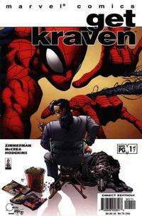 Cover Thumbnail for Spider-Man: Get Kraven (Marvel, 2002 series) #1
