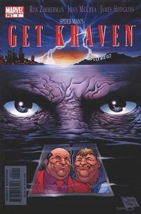 Cover for Spider-Man: Get Kraven (Marvel, 2002 series) #5