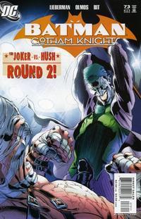 Cover Thumbnail for Batman: Gotham Knights (DC, 2000 series) #73