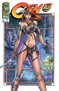 Cover Thumbnail for Gen 13 (Image, 1995 series) #5 [Direct]