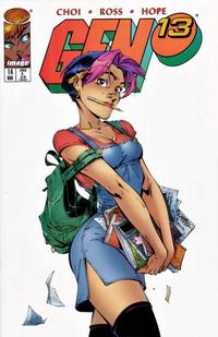 Cover Thumbnail for Gen 13 (Image, 1995 series) #14