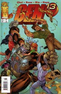 Cover for Gen 13 (Image, 1995 series) #15