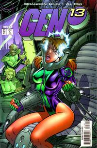 Cover Thumbnail for Gen 13 (Image, 1995 series) #23