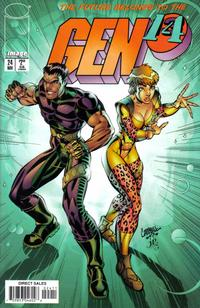 Cover Thumbnail for Gen 13 (Image, 1995 series) #24