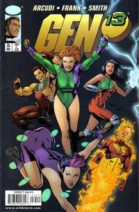 Cover Thumbnail for Gen 13 (Image, 1995 series) #35