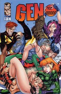 Cover Thumbnail for Gen 13 (Image, 1994 series) #0 [Direct]