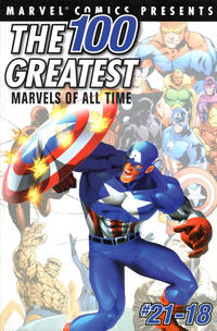 Cover Thumbnail for The 100 Greatest Marvels of All Time (Marvel, 2001 series) #2