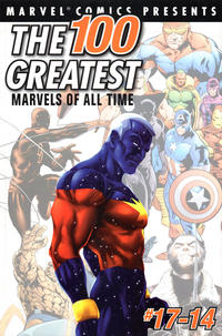 Cover Thumbnail for The 100 Greatest Marvels of All Time (Marvel, 2001 series) #3