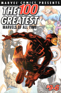 Cover Thumbnail for The 100 Greatest Marvels of All Time (Marvel, 2001 series) #5