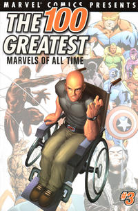 Cover Thumbnail for The 100 Greatest Marvels of All Time (Marvel, 2001 series) #8