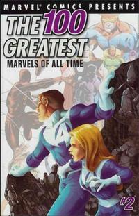 Cover Thumbnail for The 100 Greatest Marvels of All Time (Marvel, 2001 series) #9