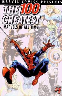 Cover Thumbnail for The 100 Greatest Marvels of All Time (Marvel, 2001 series) #10