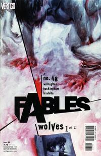 Cover Thumbnail for Fables (DC, 2002 series) #48