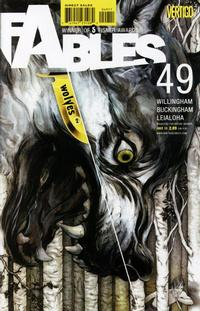 Cover Thumbnail for Fables (DC, 2002 series) #49