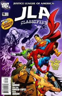 Cover Thumbnail for JLA: Classified (DC, 2005 series) #16
