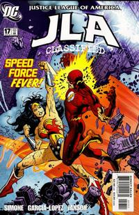 Cover Thumbnail for JLA: Classified (DC, 2005 series) #17