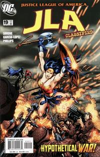 Cover Thumbnail for JLA: Classified (DC, 2005 series) #19