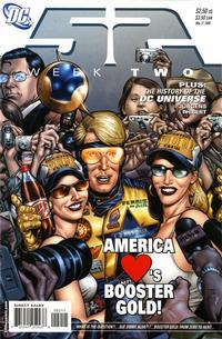 Cover Thumbnail for 52 (DC, 2006 series) #2