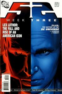 Cover Thumbnail for 52 (DC, 2006 series) #3
