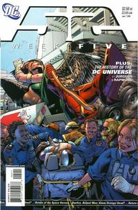 Cover Thumbnail for 52 (DC, 2006 series) #5 [Direct Sales]