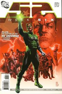 Cover Thumbnail for 52 (DC, 2006 series) #6 [Direct Sales]