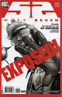 Cover Thumbnail for 52 (DC, 2006 series) #7