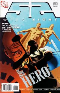 Cover Thumbnail for 52 (DC, 2006 series) #8