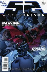 Cover Thumbnail for 52 (DC, 2006 series) #11 [Direct Sales]