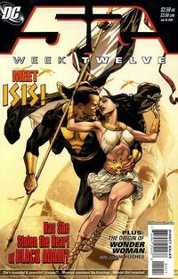 Cover Thumbnail for 52 (DC, 2006 series) #12