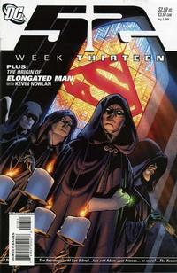 Cover Thumbnail for 52 (DC, 2006 series) #13 [Direct Sales]