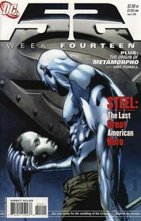 Cover for 52 (DC, 2006 series) #14