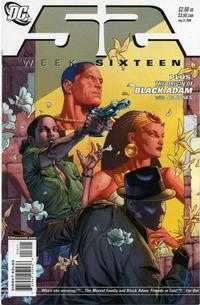 Cover Thumbnail for 52 (DC, 2006 series) #16