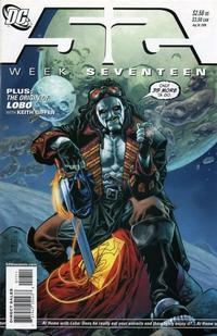 Cover Thumbnail for 52 (DC, 2006 series) #17