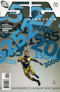 Cover Thumbnail for 52 (DC, 2006 series) #19