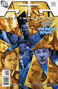 Cover Thumbnail for 52 (DC, 2006 series) #21