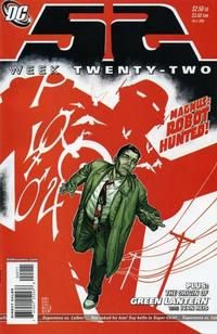 Cover Thumbnail for 52 (DC, 2006 series) #22