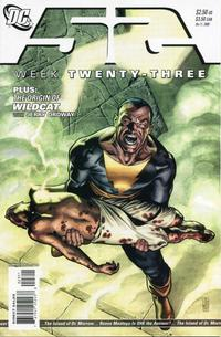Cover Thumbnail for 52 (DC, 2006 series) #23