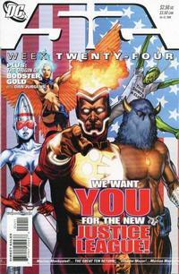 Cover Thumbnail for 52 (DC, 2006 series) #24 [Direct Sales]