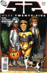 Cover Thumbnail for 52 (DC, 2006 series) #25 [Direct Sales]