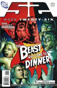 Cover Thumbnail for 52 (DC, 2006 series) #26 [Direct Sales]